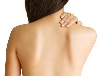Удаление волос в зоне спины