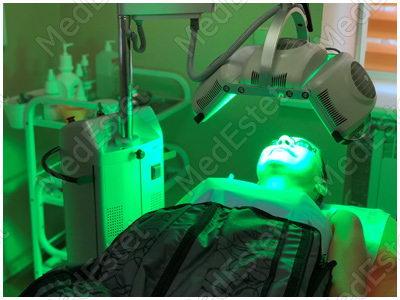 LED терапия для кожи в виннице